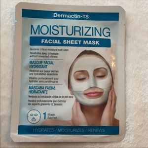 Dermactin-TS Face Mask!